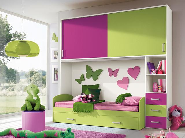 Modern Italian Kids Bedroom Composition VV S023 Call For Price Modern K