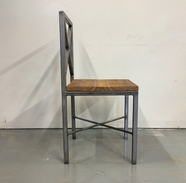 Dining Chair Industrial Dining Chairs Denver By