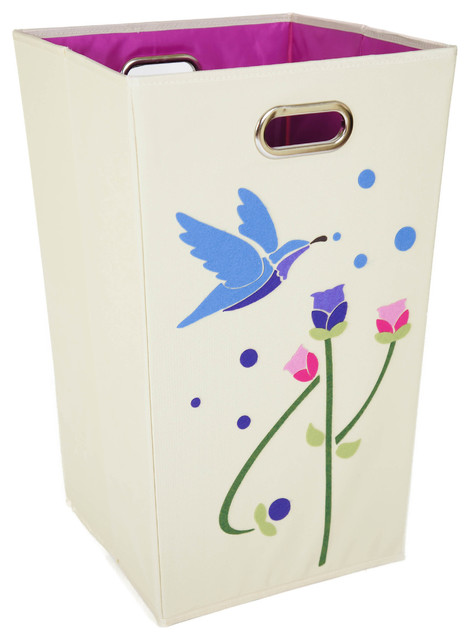 Garden Laundry Hamper Contemporary Kids Hampers By