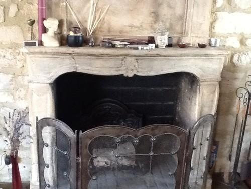 Renovation chemin e ancienne - Restaurer cheminee ancienne ...
