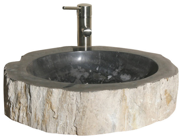 ... BKB1 Vessel Sink - Traditional - Bathroom Sinks - by Powerhouse