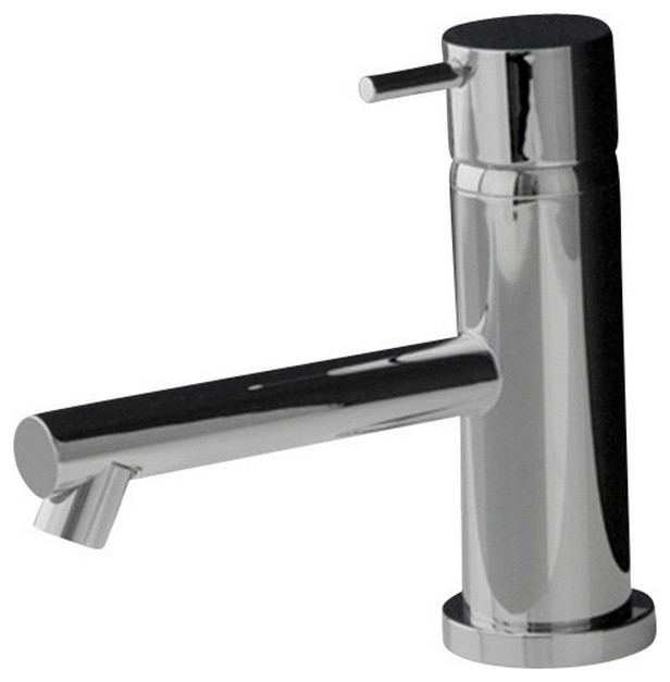 Lacava Minimal Collection Faucet Polished Chrome Modern Bathroom Sink Taps By Ultra