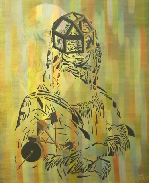 Cr ations moderne tableau d 39 art other metro par - Tableau d art moderne ...