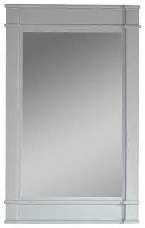 Cool Amp Co Mirrors And Mirror Cabinets  Traditional  Bathroom Mirrors