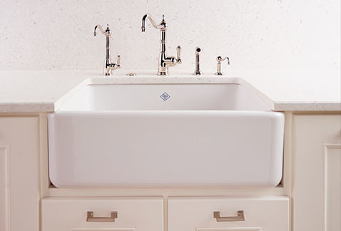 Shaws classic butler 800 sink campagne vier de for Evier style campagne