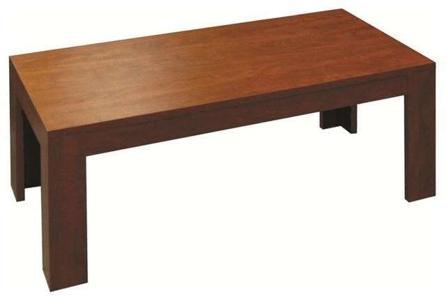 Boss 48 X 22 Cherry Coffee Table Coffee Tables By Bisonoffice