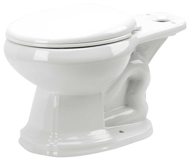 toilet parts white sheffield round toilet bowl only for