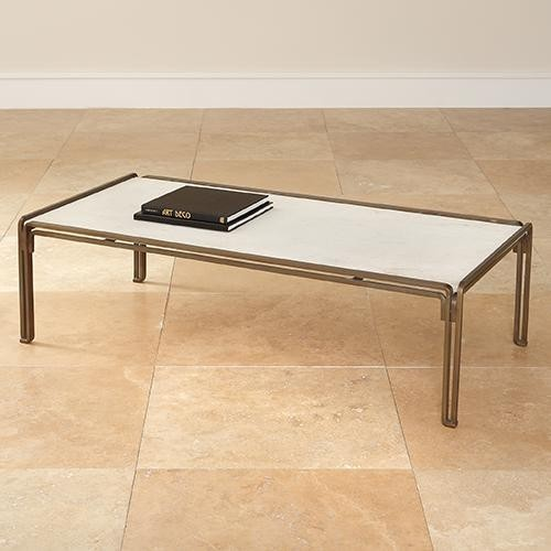 Global Views Runner Cocktail Table Contemporary Coffee Tables Charlotte By Plum Goose