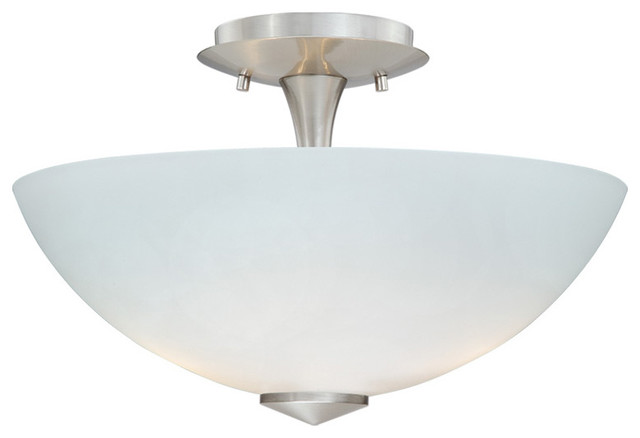 Round Ceiling Light Contemporary Flush Mount Ceiling Lighting By ShopLa