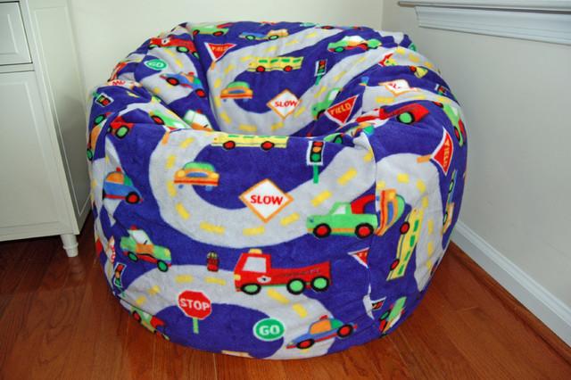 Bean Bags For Boys Traditional Bean Bag Chairs Dc