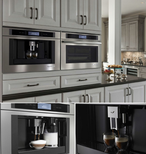 Jenn Air's Built-In Coffee System - Contemporary - los angeles - by Snyder Diamond