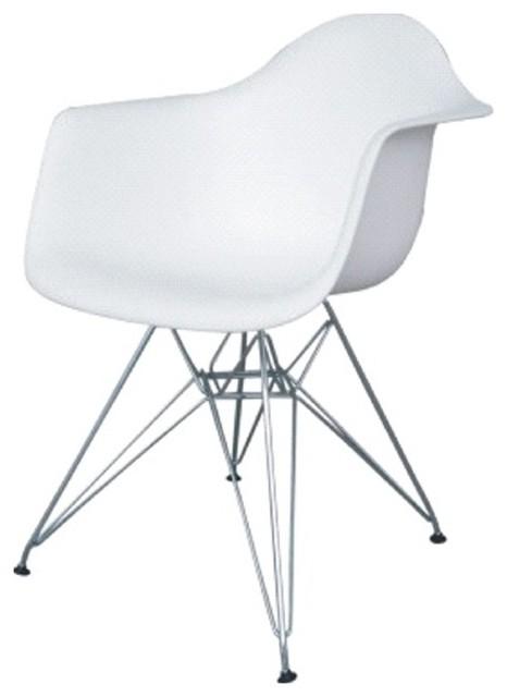wireleg dining arm chair