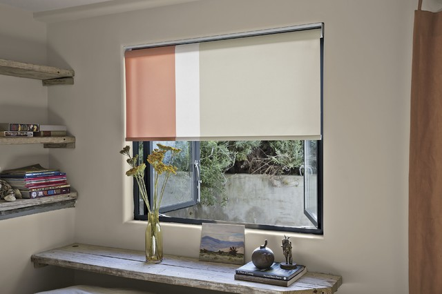 Smith and noble classic roller shades craftsman window for Smith and noble bamboo shades