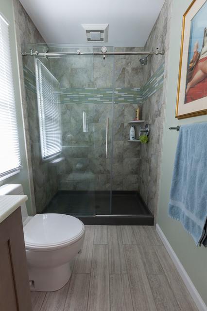 Serene master bathroom contemporary bathroom other for Serene bathroom ideas