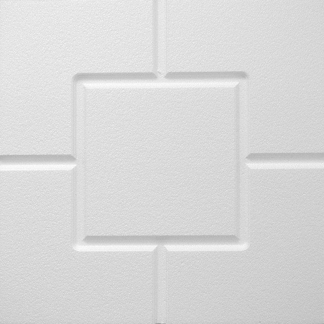 2x2 White Decorative Ceiling Tiles Nashville Design