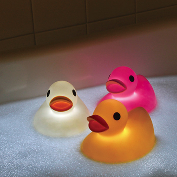 Accesorios De Baño Infantiles:Kids Duck Bathroom Accessories