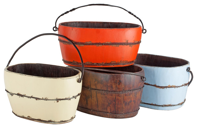 Bucket Vessel Sink : All Products / Home Decor / Decorative Accents / Decorative Objects