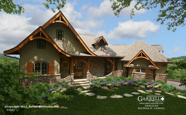 The Hot Springs Cottage House Plan 11063 By Garrell