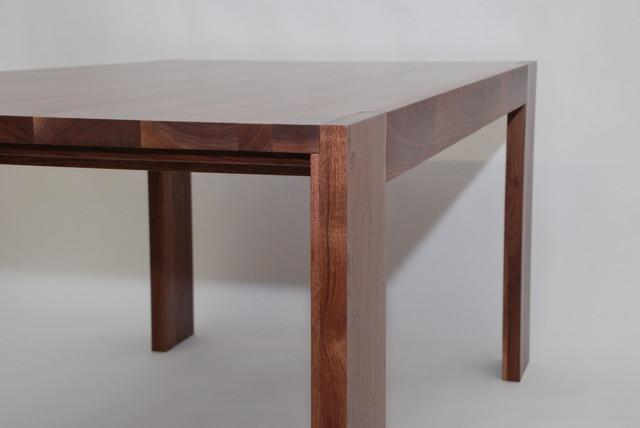 Parsons Dining Table Walnut Modern Dining Tables  : modern dining tables from houzz.com size 640 x 428 jpeg 28kB