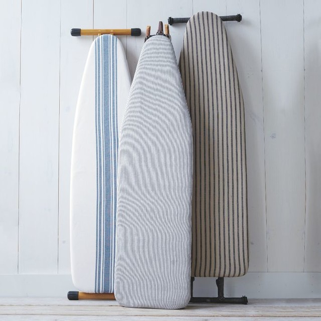 Cotton Ironing Board Cover - Modern - Ironing Board Covers - by West Elm