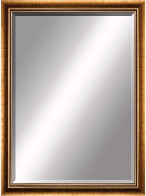 Paragon 710 24 x 36 beveled by mirrors 42 x 30 for Mirror 42 x 36