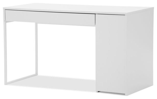 schreibtisch barford bauhaus look schreibtische. Black Bedroom Furniture Sets. Home Design Ideas