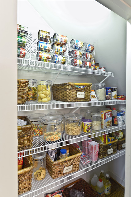 Organized Pantry Shelving - Cincinnati - by Organized Living