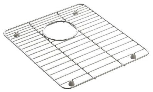 Basin Rack For Anthem Sink In Stainless Steel Traditional Dish Racks