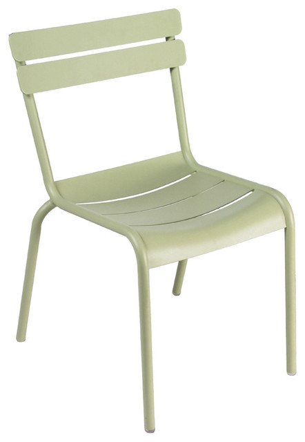 Fermob luxembourg side chair modern outdoor lounge chairs by fermobusa - Fermob chaise luxembourg ...
