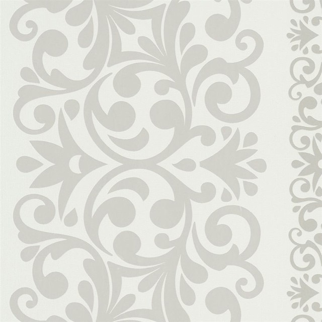 traditional metallic alternating damask wallpaper r3981