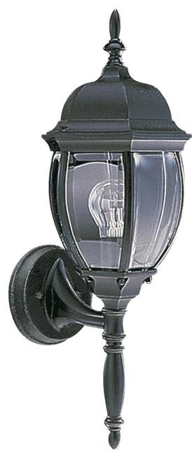 Quorum 792-15 Cast Aluminum Lantern - B Light Kit - Contemporary - Outdoor Wall Lights And ...