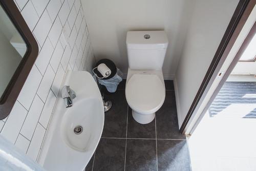 Modern Small Spaces - Raynor Bathroom