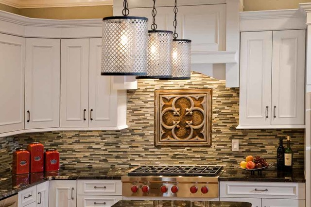 tin and subway tile backsplash contemporary tile tampa by