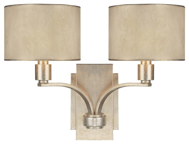 Capital Lighting Traditional 2 Light Wall Sconce X 014