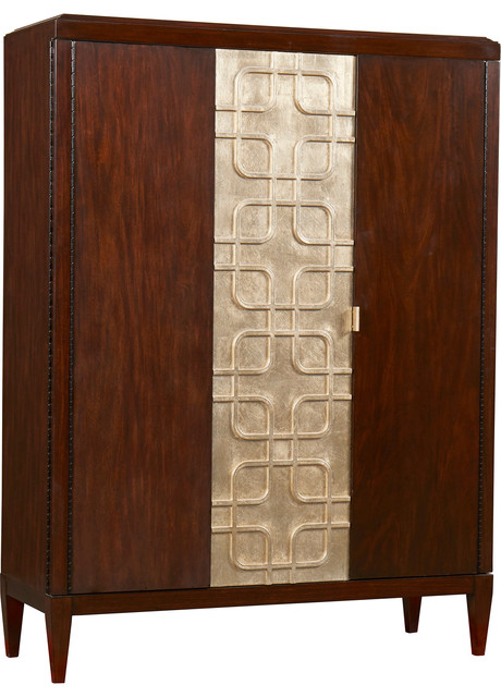 One Park Place Entertainment Armoire - Armoires And Wardrobes - Other - by Havertys Furniture