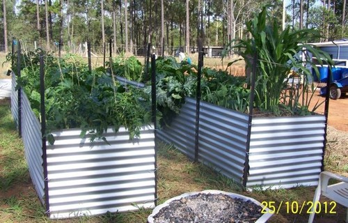 ... Garden Design With Keyhole Gardens? Anyone Done One? With Backyard  Planning From Forums.