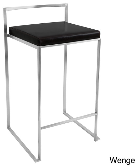 Stainless Steel Modern Counter Stool Contemporary Bar Stools And Counter Stools By