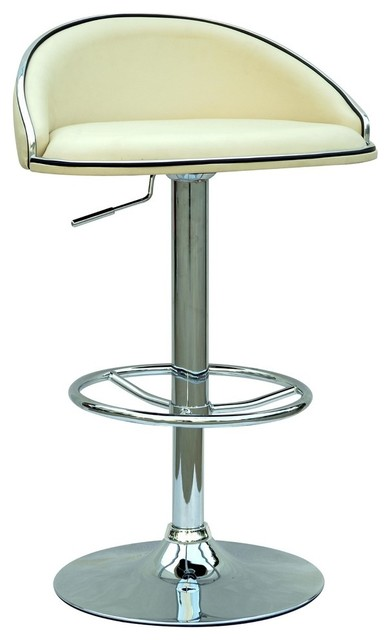 Chintaly Pneumatic Gas Lift Adjustable Height Swivel Stool