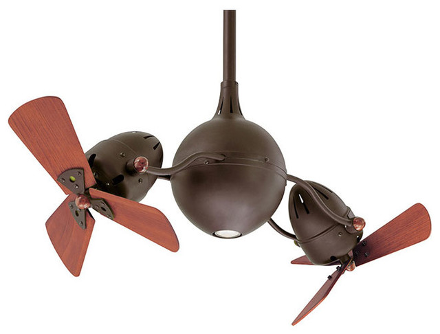Acqua Wood Ceiling Fan Modern Ceiling Fans