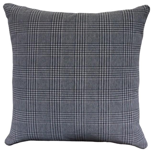 Modern Plaid Pillows : 20
