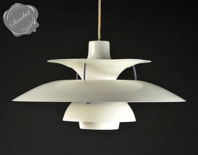 louis poulsen ph5 pendant lamp by poul henningsen modern. Black Bedroom Furniture Sets. Home Design Ideas
