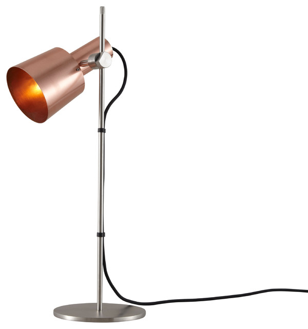 Model Buy Wronglondon Cloche Table Lamp  Polished Copper  Amara