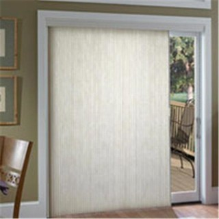 "Graber Cellular Slide Vue Garden Retreat 3/4"" Single Cell - Contemporary - Cellular Shades - by ..."