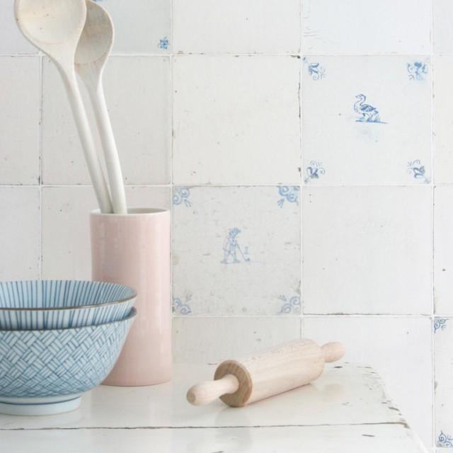 studio ditte tiles wallpaper
