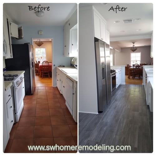 los angeles kitchen renovation