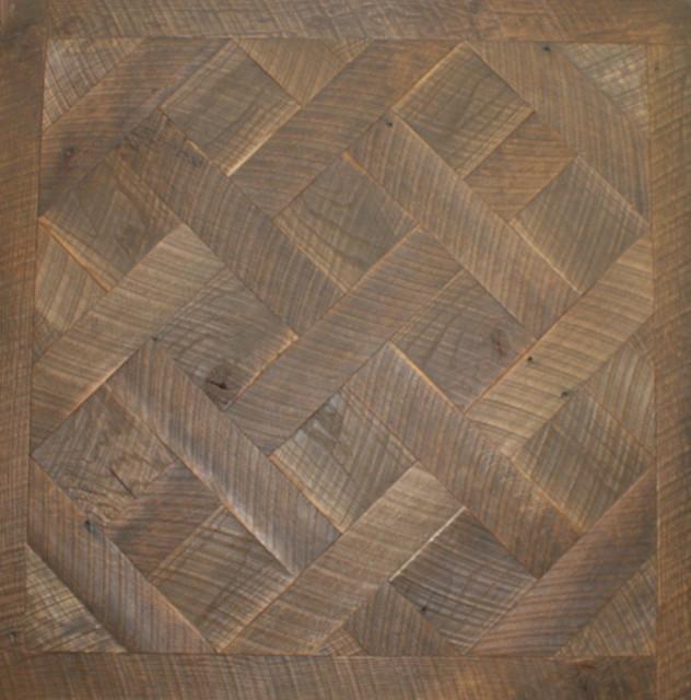 Marquetry amp Parquet Rustic Hardwood Flooring  : rustic hardwood flooring from www.houzz.com size 632 x 640 jpeg 117kB