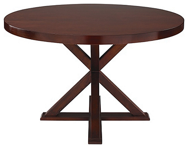 Union Round Dining Table Modern Tables