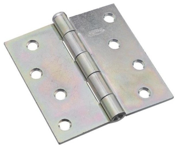 Removable Pin Broad Hinge - Contemporary - Hinges - by Hipp Modern Builders Supply