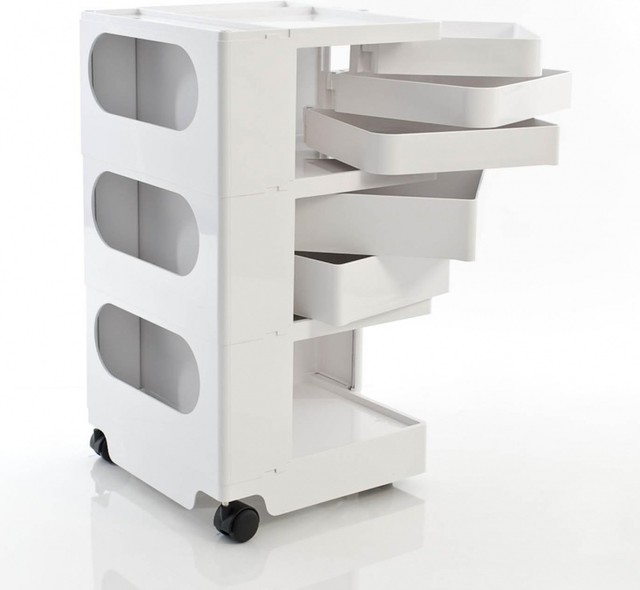 Boby 35 Rollcontainer Moderne Meuble Pour Dossiers