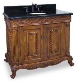 Van012 T By Lyn Designs Victorian Bathroom Vanity Units Sink Cabinets Other Metro By